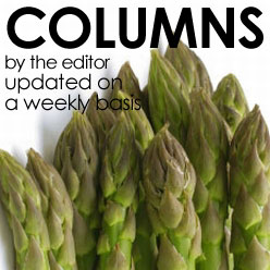 My Columns on Food